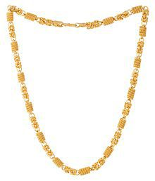 Dare Gold Plated Chain For Men