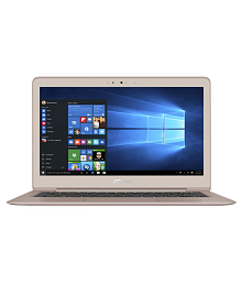 Asus U Series UX330CA-FC018T Notebook Intel Core M 4 GB 33.78cm(13.3) Windows 10 Home without MS Office Not Applicable Rose Gold