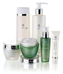 Oriflame NovAge Ecollagen Set Facial Kit Ml Pack Of 6