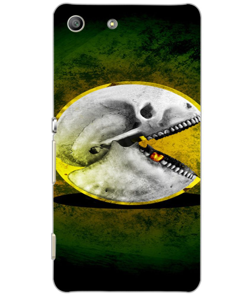 Sony Xperia M5 Printed Cover By PRINTSWAG
