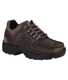 Woodland G 4092WS-RB Outdoor Brown Casual Shoes