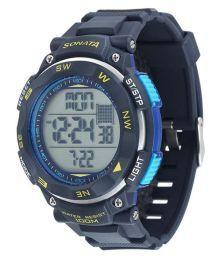 Sonata 77011pp03 Mens Watch