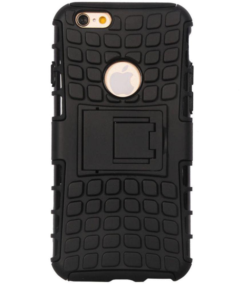 Apple iPhone 5S Hybrid Covers Doyen Creations - Black