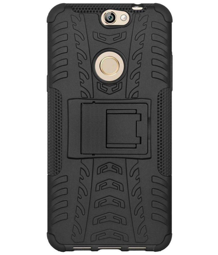 Coolpad Max Defender Series Covers Doyen Creations - Black