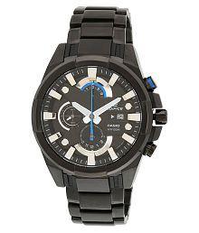 Casio Edifice Chronograph Multi-Color Dial Men's Watch - EFR-540BK-1AVUDF (EX200)
