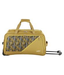 Safari Trojan 65 Maroon Trolley Duffel Bag