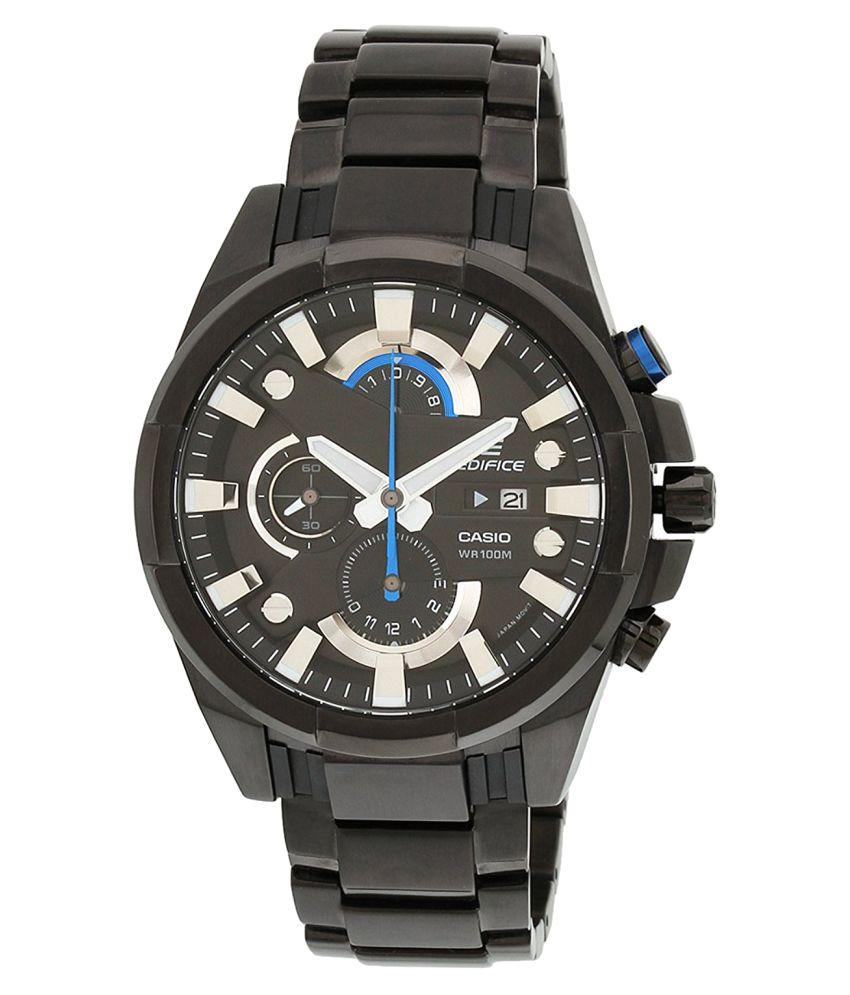 e60e4aeba7a Casio Edifice Chronograph Multi Color Dial Men  039 s Watch EFR 540BK  1AVUDF EX200