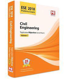 ESE 2018: Preliminary Exam : Civil Engineering Objective Paper - Volume I