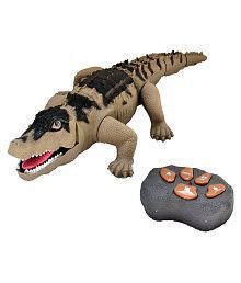 Taaza Garam Kids Imported Remote Control Big Crocodile Rc Gift Toy For Kids
