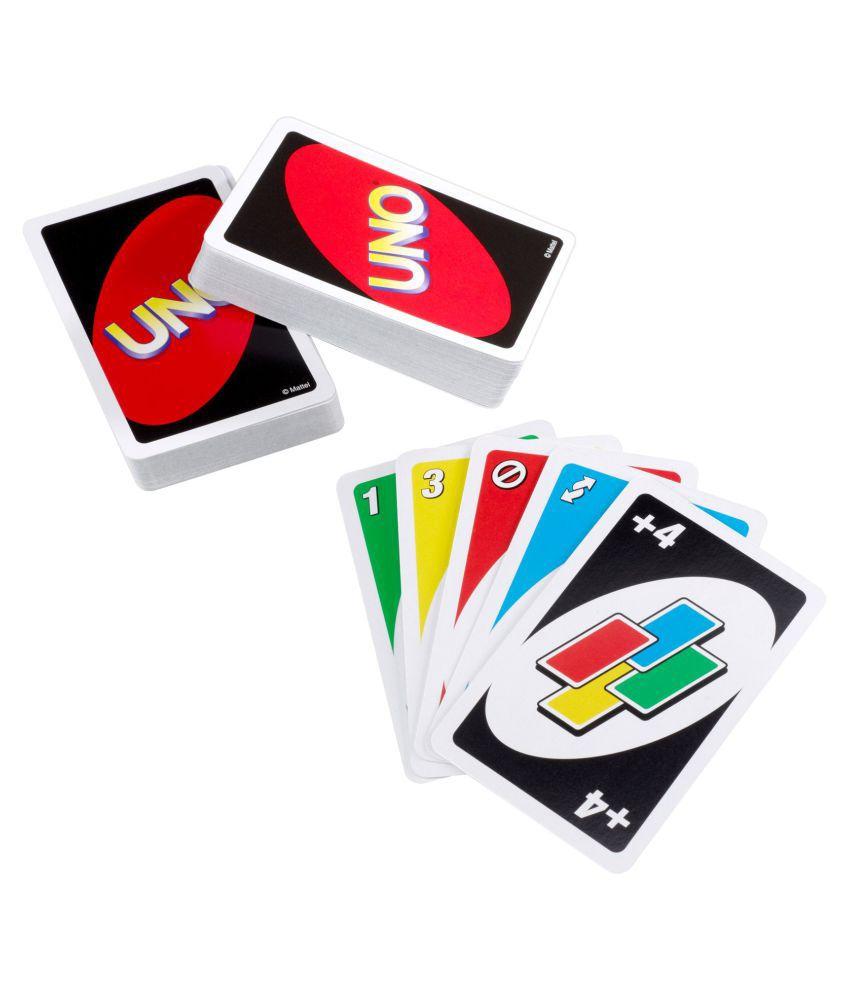 Uno Original Card Game Buy Uno Original Card Game Online At Low Price Snapdeal