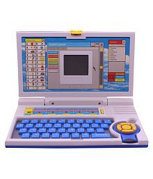 Param ENGLISH LEARNER EDUCATIONAL LAPTOP FOR KIDS With 20 Activities