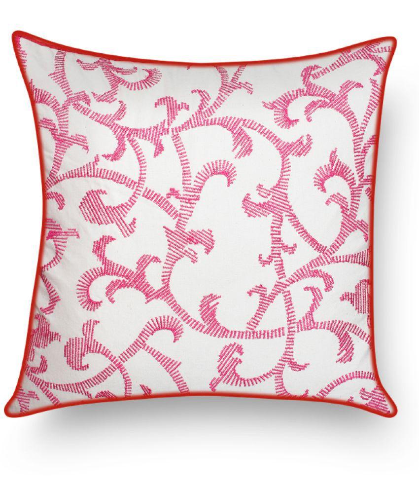 Vista Single Cotton Cushion Covers 45X45 cm (18X18)