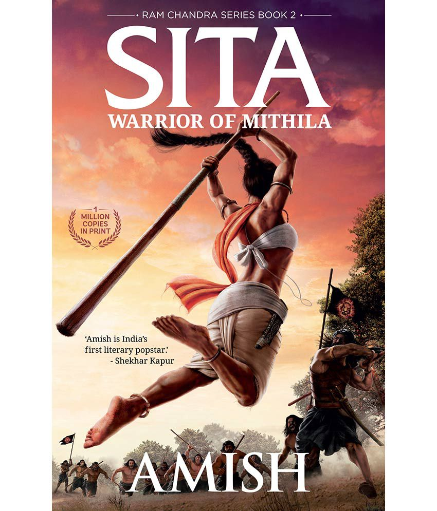 Sita - Warrior of Mithila (Book 2 of The Ram Chandra Series) price comparison at Flipkart, Amazon, Crossword, Uread, Bookadda, Landmark, Homeshop18