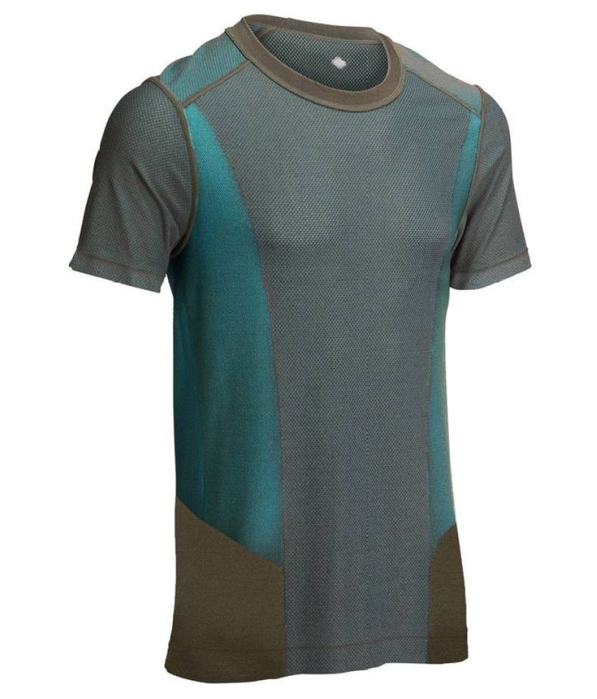 DOMYOS Yoga Seamless T-shirt