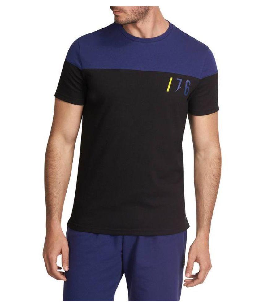 DOMYOS Active Men's Fitness T-Shirt