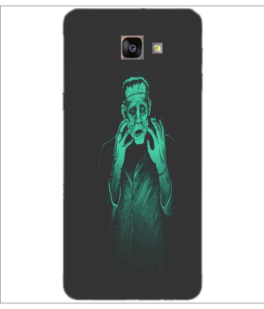 Samsung Galaxy A9 Pro Printed Cover By PRINTSWAG