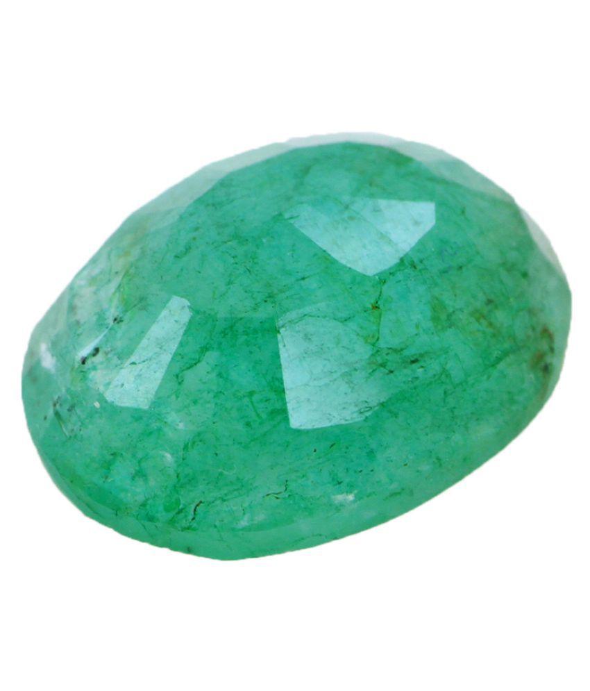 Avaatar 8 -Ratti IGL Green Emerald Precious Gemstone