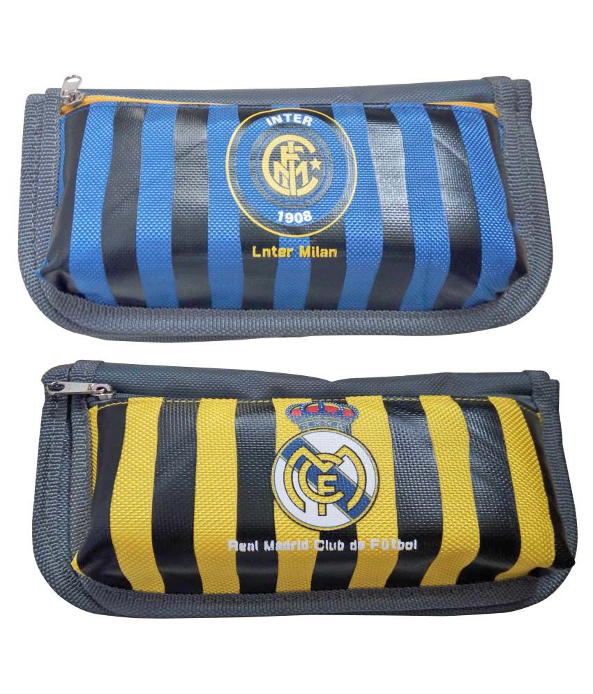Real Madrid F.c Pencil Case