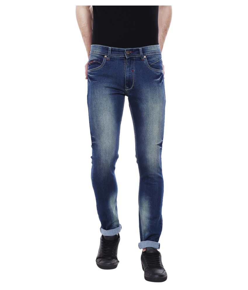 Highstar Blue Slim Jeans