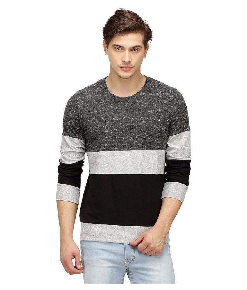 Blue Ocean Multi Round T-Shirt