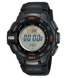 Casio Outdoor Digital Multi-color Dial Mens Watch - Prg-270-1dr (sl71)