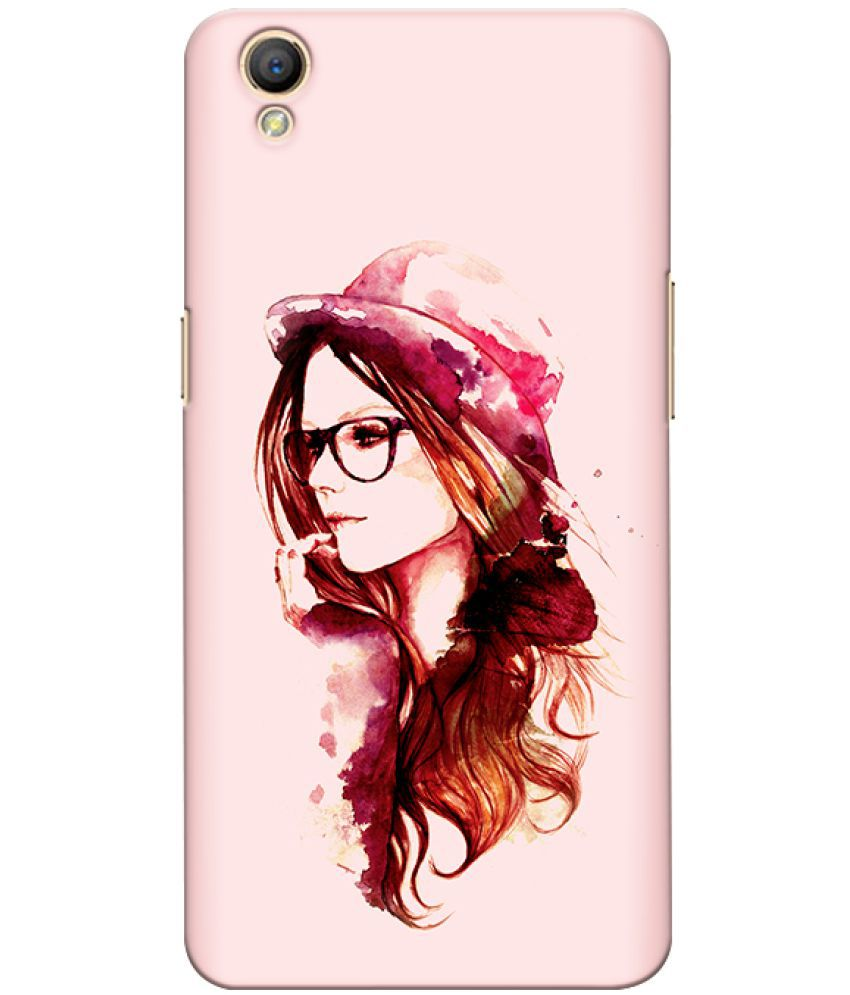 Oppo A37 Printed Cover By CRAZYINK