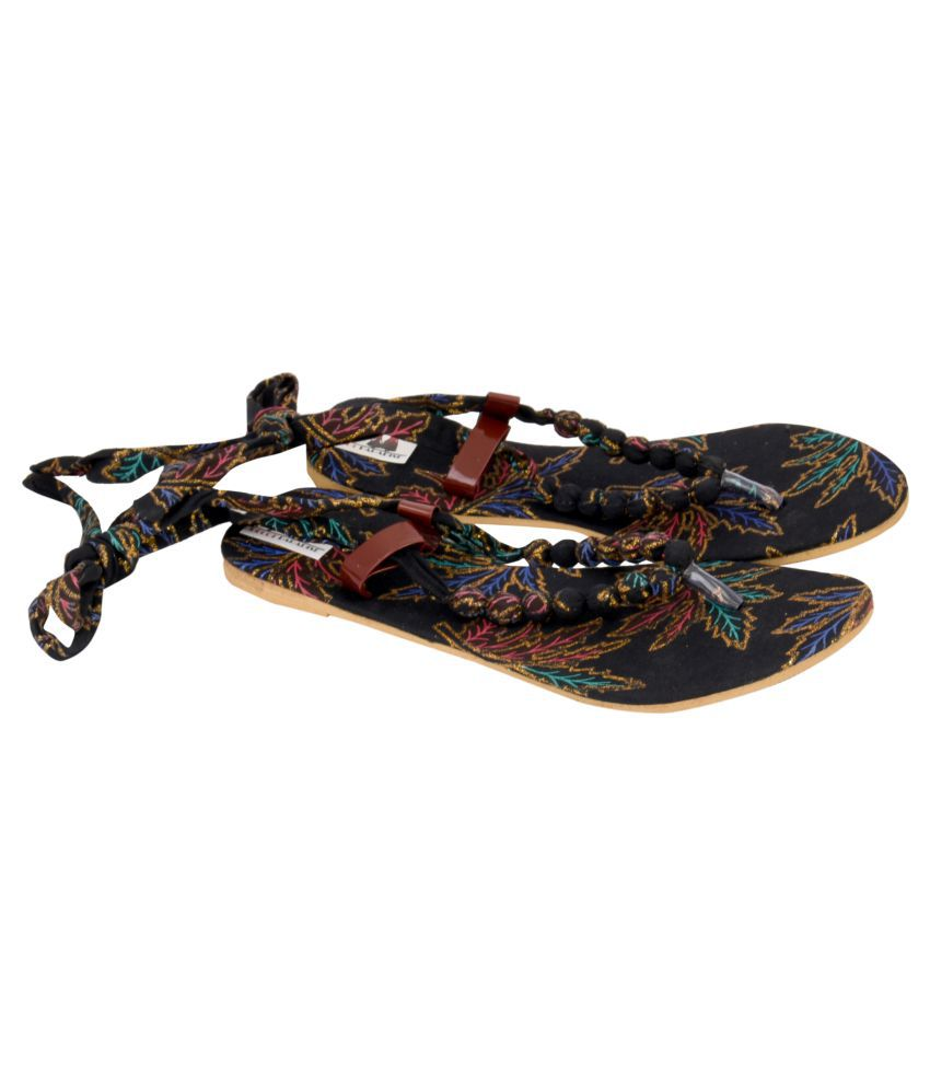 Decot Paradise Multi Color Flat Flats