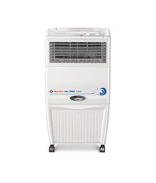 Bajaj 37 Ltr TC 2007 Tower Cooler - White-For Medium Room