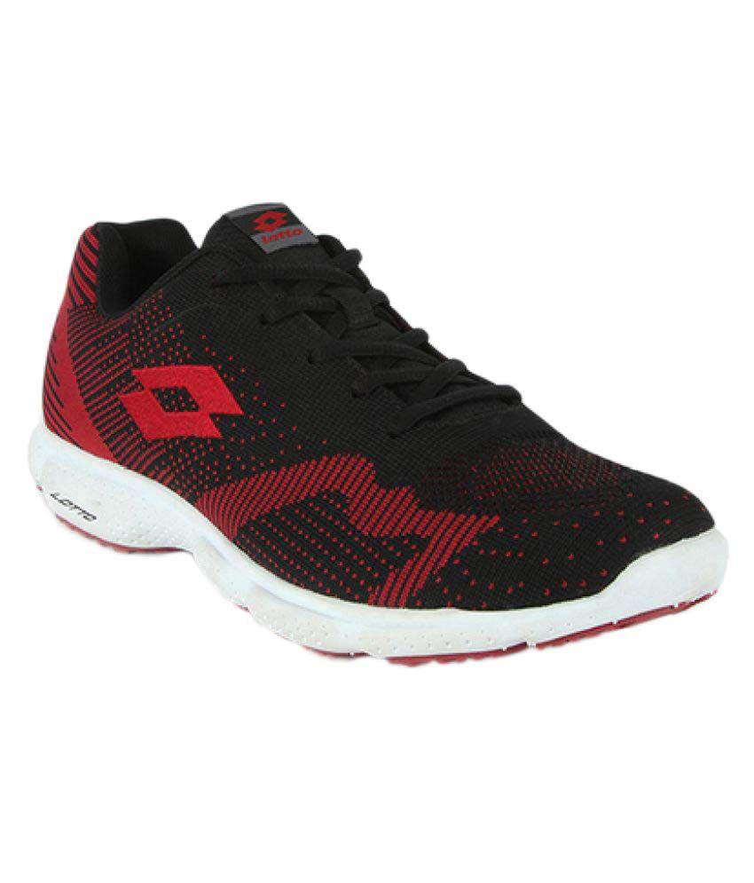 Lotto Black Basketball Shoes - Buy