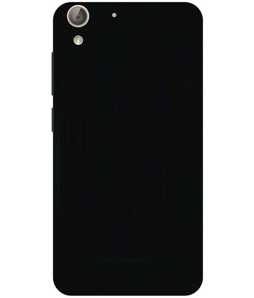 buy online de0da 364ab Huawei Honor Holly 3 Plain Cases MyStyle - Black - Plain Back Covers ...