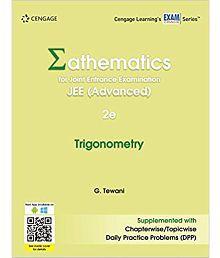 Mathematics For Joint Entrance Examination Jee (Advanced) : Trigonometry 2Nd Ed