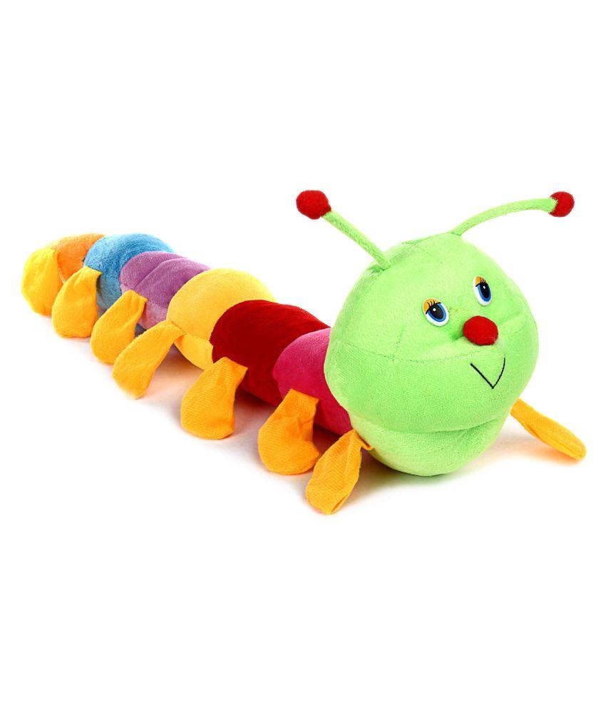 Tickles Caterpillar Stuffed Soft Plush Toy 50 cm