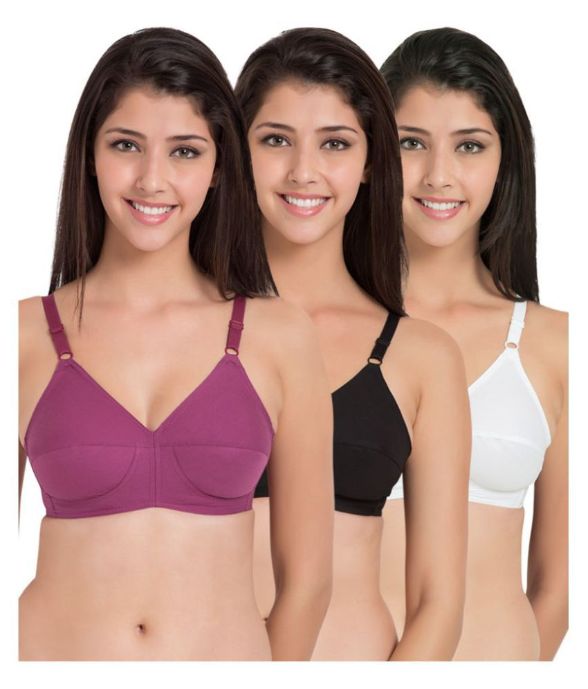 Easy Cotton Shaping Bra