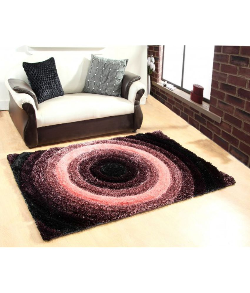 Dizen star multi shaggy carpet geometrical buy dizen star multi shaggy carpet geometrical - Home dizen ...