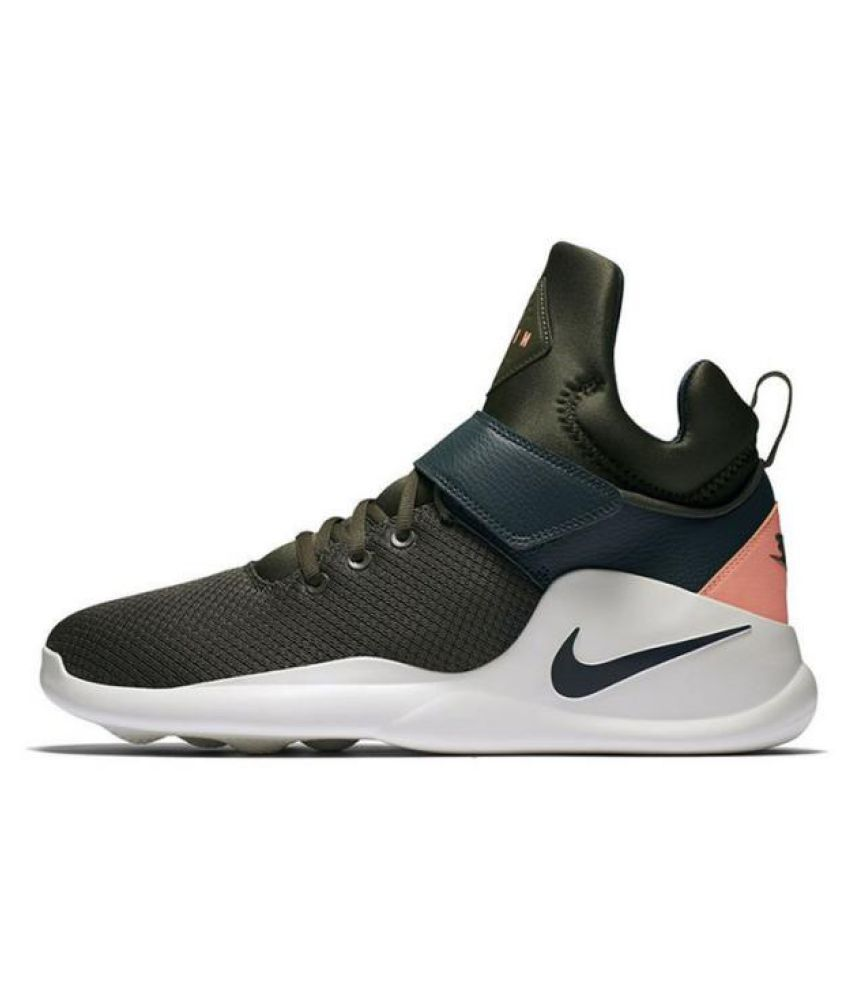 1898fd287a39 Nike Kwazi Green Training Shoes - Buy Nike Kwazi Green Training Shoes Online  at Best Prices in India on Snapdeal