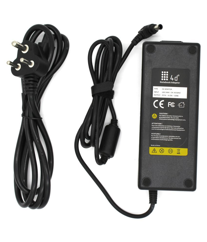 4D Laptop adapter compatible For Sony GRT,FRTseries PCGA-AC19V6, PCGA