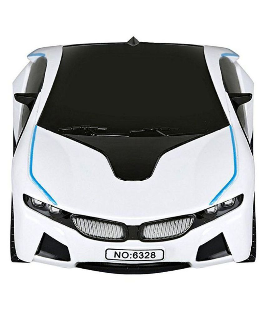 Bmw I8 Electric: DWIZA Bmw I8 Electric Chargeable 3D Remote Control