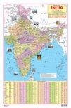 Political map of india buy political map of india online at low political map of india gumiabroncs Images