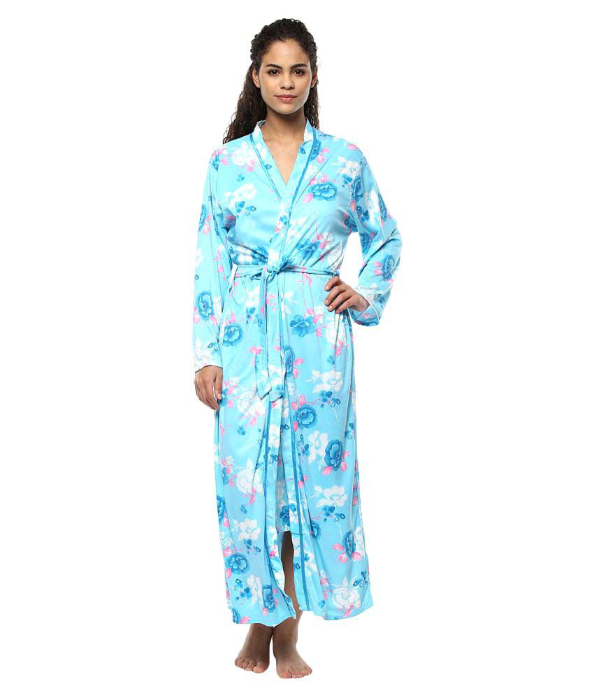95b9f277136 Buy Blush By PrettySecrets Cotton Nighty   Night Gowns Online at Best  Prices in India - Snapdeal