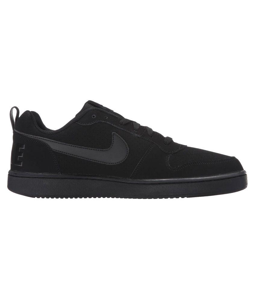 Nike 838937-001 Sneakers Black Casual Shoes - Buy Nike ...