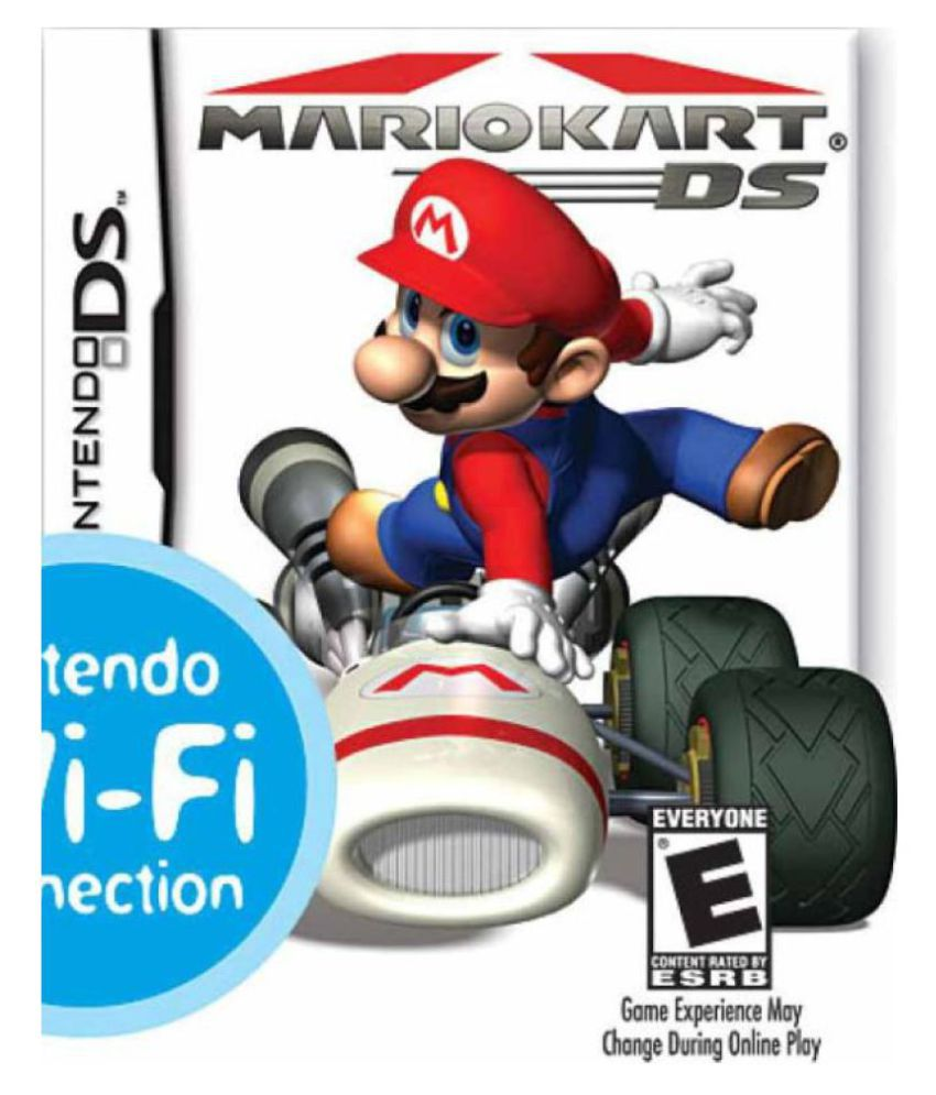 Mariokart Ds ( Ps2 ) Snapdeal Rs. 398.00