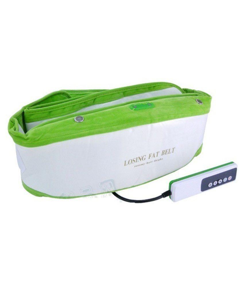 Gayatri Traders Sweat Belt with Double Motor Massage Pro Slimming Premium Belt