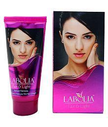Labolia Fair & Light Cream For Women Day Cream 50 Gm Pack Of 4
