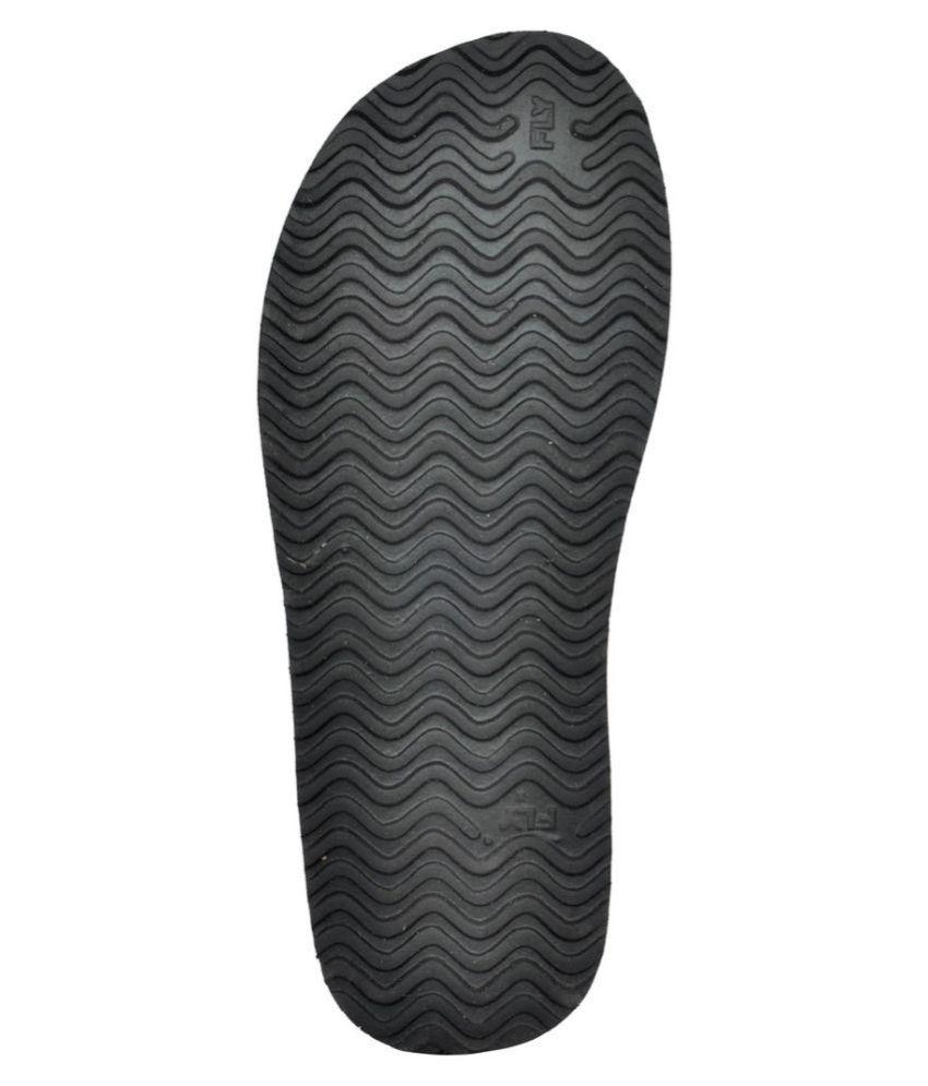 29ea34572d Altek Orthopedic Black Daily Slippers Price in India- Buy Altek ...