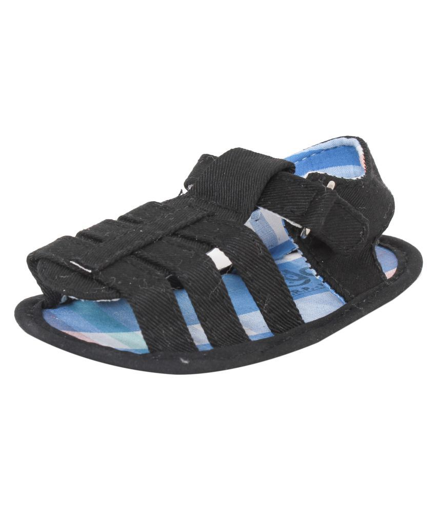 best place online buy cheap affordable abdc kids Infant Black Baby boy Sandals - Length-12 Cm Age - 3-6 Months outlet latest collections mdRh7kNuG