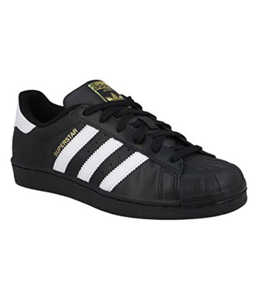 Quick View. Adidas Superstar Lifestyle Black Casual Shoes