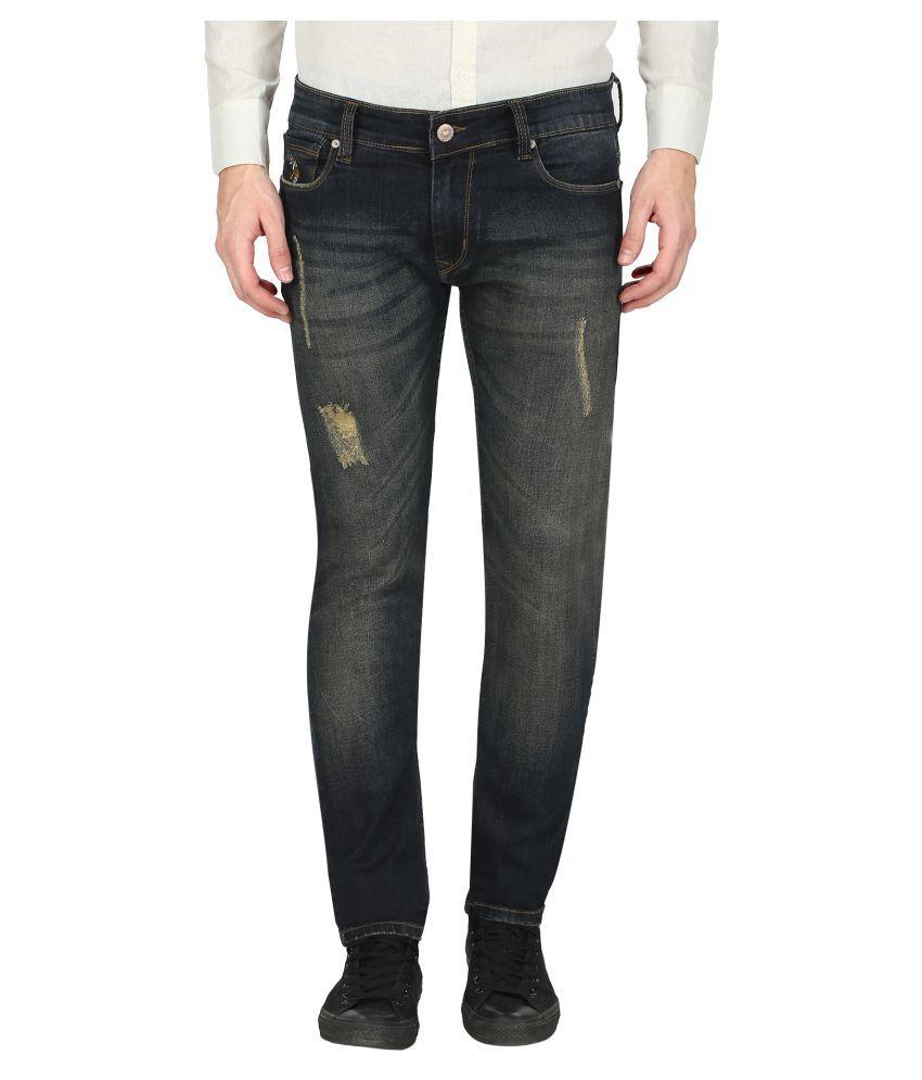 U.S.Polo Jeans Blue Slim Jeans