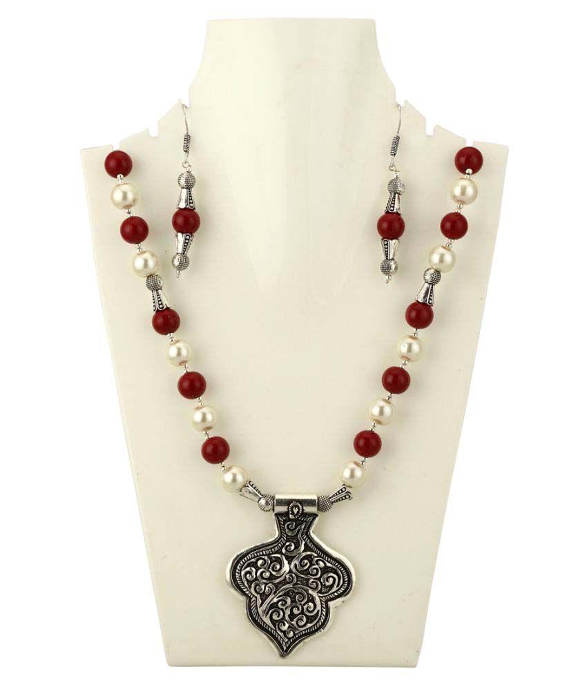 ARIHANTT JEWELS Presents Antique Necklace Set