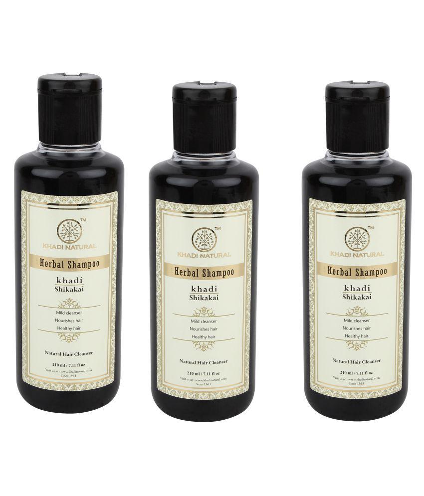 Khadi Natural Shampoo Review