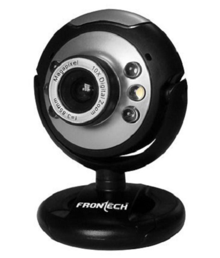 Frontech JIL- 2244 3 MP Webcam